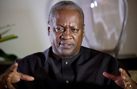 You Can't Stop Mahama From Entering Ashanti Schools – Njourkone