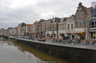 Leeuwarden, the Netherlands, has been named the European Capital of Culture for 2018 (Credit: Mike MacEacheran)