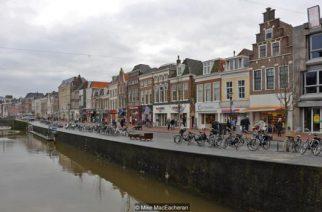 Leeuwarden, the Netherlands, has been named the European Capital of Culture for 2018 (Credit: Mike MacEacheran)