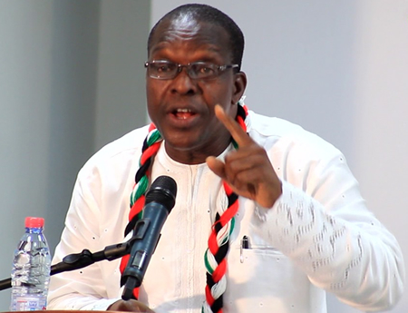 Mahama's Political Greenhorns Caused Our Defeat – Bagbin