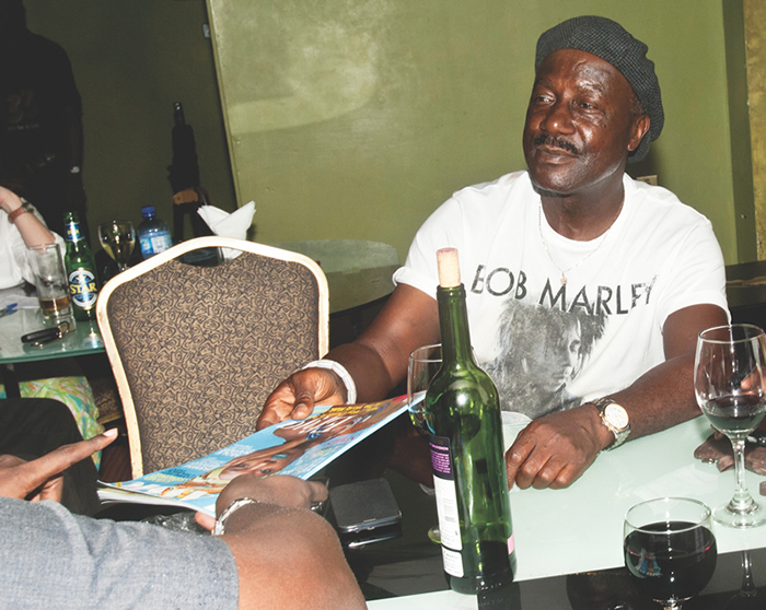 Oak Plaza Hotel To Honour High-Life Legend Ambolley On AU Day