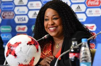 Fatma Samoura - the most powerful woman in sport