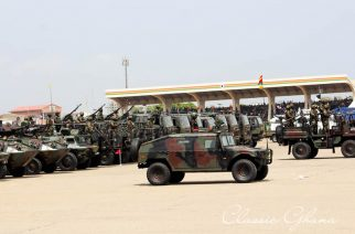 Ghana Armed Forces To Re-Introduce Promotional Exams