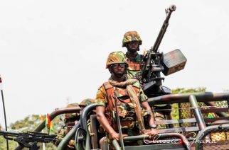 We Observed Zero Military Intimidation In Volta Region – Danquah Institute