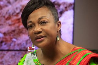 Madam Otiko Afiah Djaba -Gender Minister