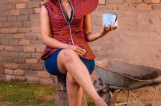 BBA Star Pokello Features In Beautiful Fashion Brand CiCi Fashion