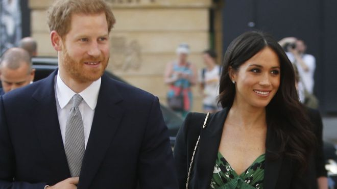 Meghan And Harry Will Fly Commercial To Africa After Private Jet Criticism