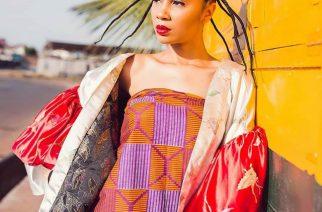 Sister Deborah: Black Thread Hairstyle For Photo Shoot
