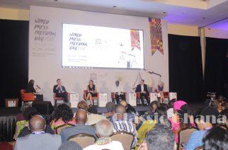 World Press Freedom Day Underway In Accra