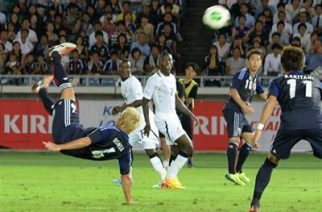 Preview: Depleted Stars Take On The Samurai Blue In An International Friendly