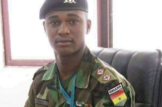 Late Major Maxwell Mahama