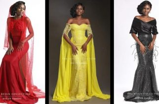 House Of Pambal Presents The Look Book For The The 'Reign Collection'