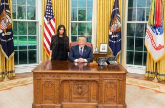 Kim Kardashian Asks Trump To Pardon Alice Marie Johnson