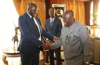 President Akufo-Addo Pledges Support For Guinea Bissau's Political Stability