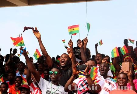 Ghana Ranks 41st In Global Peace Index