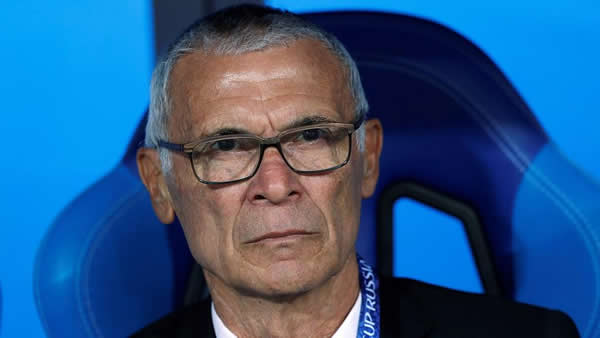 Egypt Coach Is Fired Following Disappointing World Cup Campaign