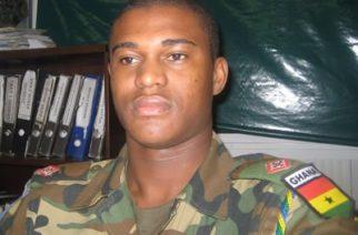 The Late Major Mahama