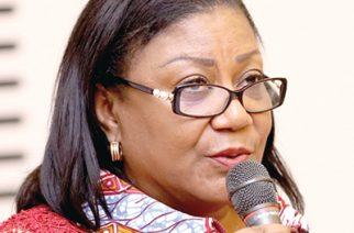 Mrs. Rebecca Akufo-Addo