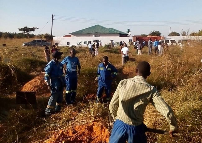 Zambians In Shock As 'Dead' Girl Buried Two Years Ago Returns Home