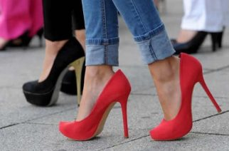 Why High Heels Are Good For Your Soul… But Not Your Soles