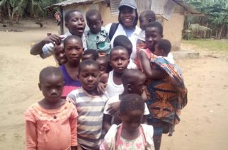 Miekyina, A Community With No School, Electricity Nor Hospital