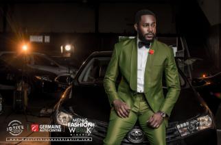 The Mens Fashion Week Nigeria 2017 Campaign