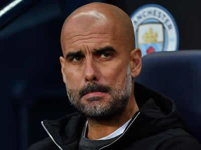 Guardiola Handed Two-Match Ban