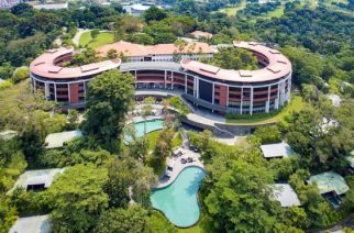 Mr Trump and Mr Kim will meet at the luxury Capella hotel on Sentosa island