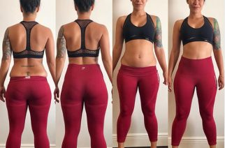 This Woman's Leggings Trick Can Transform the Look of Your Hips and Butt