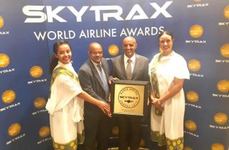 Ethiopian Airline Wins SKYTRAX Best Airline In Africa Award For 2nd Time