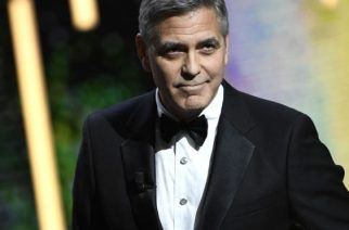 Clooney made his name on TV series ER before turning to films