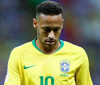 Neymar: Brazil's World Cup Exit Left Me In Mourning