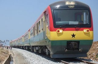 Accra – Nsawam Train Service To Be Restored By December