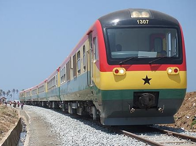 Accra-Tema Train Shuttle, Sustainability Must Be Our Focus