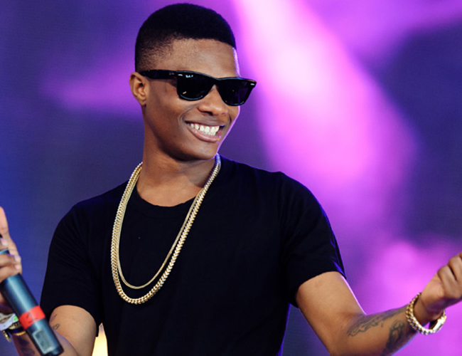 I'm Booked For Shows Till 2021 – Wizkid