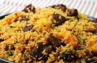 Delicious And Super Easy Beef Pilau Recipe