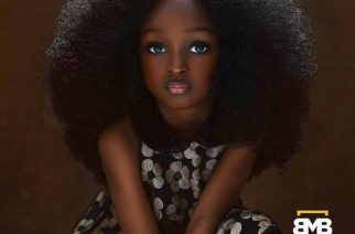 Nigerian Beauty Girl That Has Gone Viral Is Racking Up Thousands Of Fans