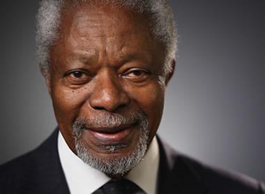 KAIPTC Celebrates Kofi Annan