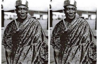 Nii Kwabena Bonnie III was an influential chief from Osu Alata, Ghana