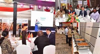 Turkish Tastes Festival Held In Ghana