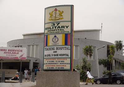 37 Military Hospital Assures Of Quality Health Care Delivery