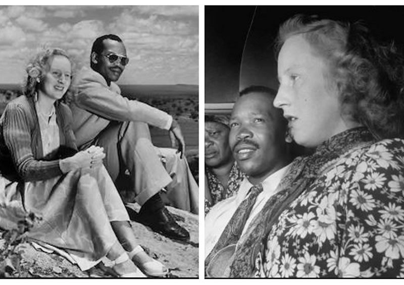 For Marrying A White Woman In 1948, This African Chief Was