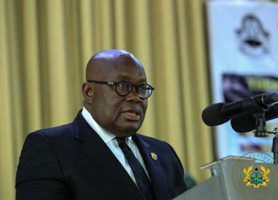 Ghana Is In Safe Hands – President Akufo-Addo