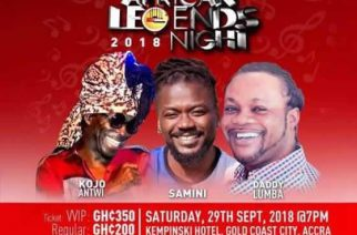 Africa Legends Night: A Perfect Blend Of New And Old Generation