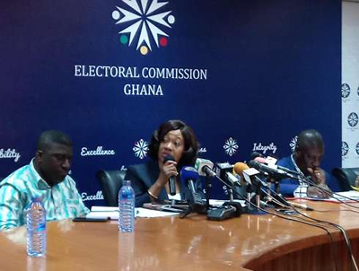 EC To Conduct Limited Voter Registration Exercise