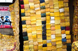 Afrogallonism: Artistic Concept Using Gallons As Art Materials