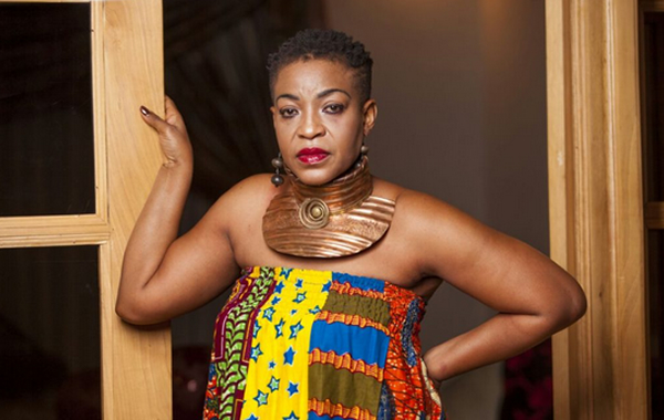 Acting Was My Altar Call – Akofa Edjeani