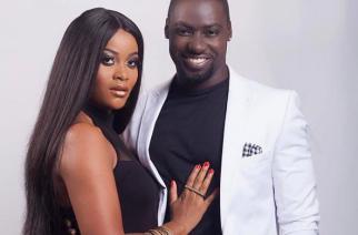 Chris Attoh married Damilola Adegbite in 2015