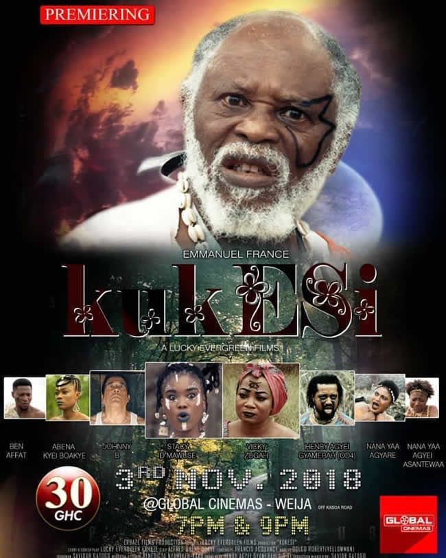 """""""Kukesi"""" To Be Officially Premiered On November 3"""