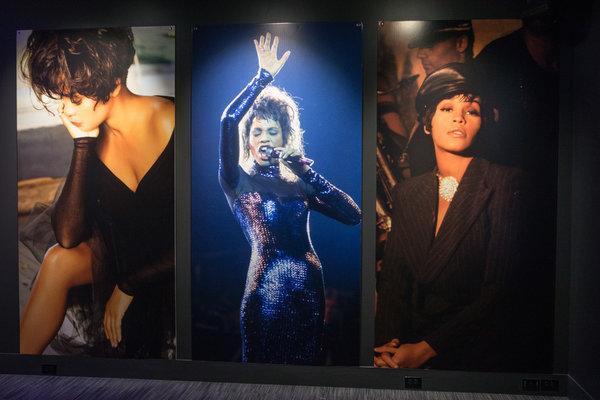 Whitney Houston Exhibition Opens At Grammy Museum In Newark